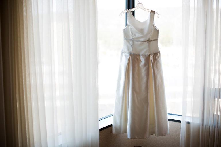 abby's edgewood wedding dress photos