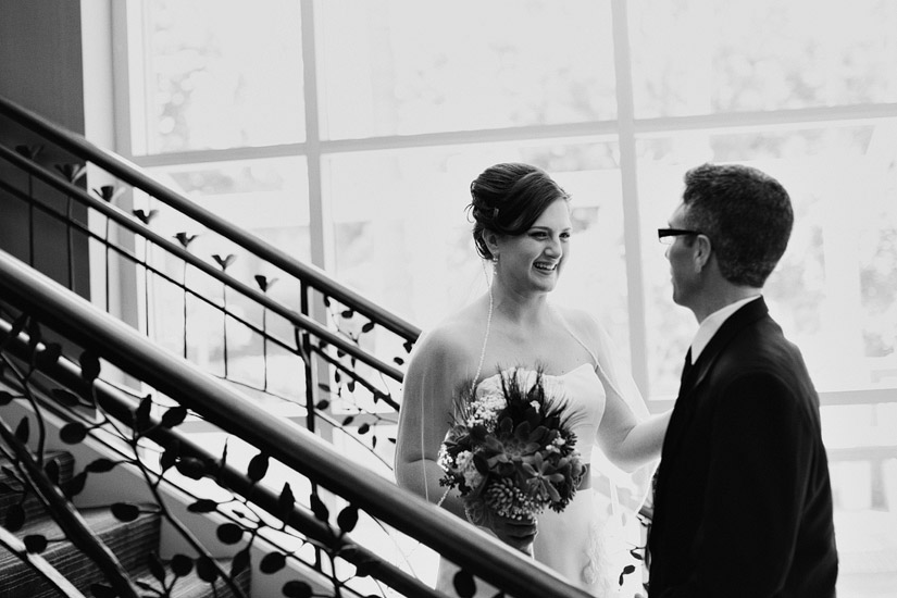 hyatt sacramento wedding, brenda & john's first look