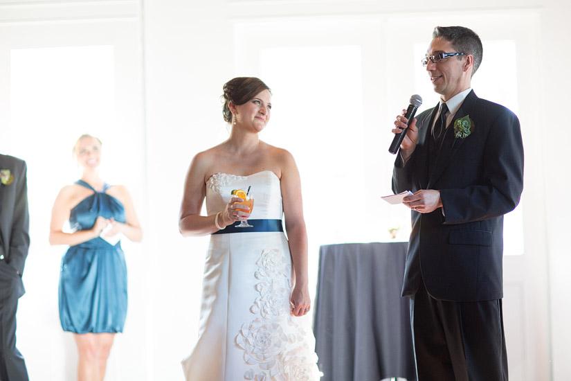 mulvaneys wedding sacramento, brenda & john's speechs