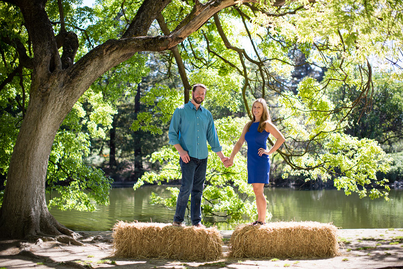uc davis engagement photography of veronica & scott holding hands