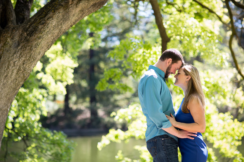 uc davis engagement photos