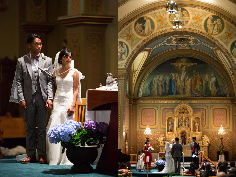 saint francis of assisi parish wedding sacramento