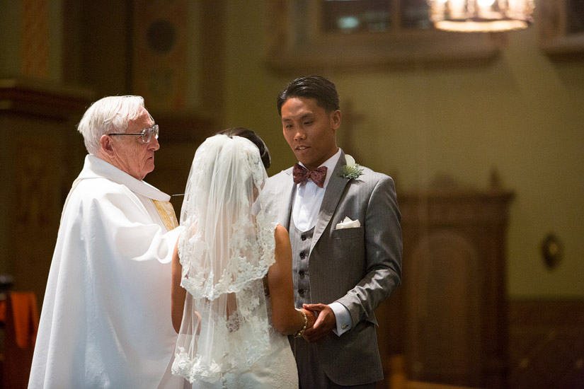 sacramento church wedding, st francis of assisi sacramento
