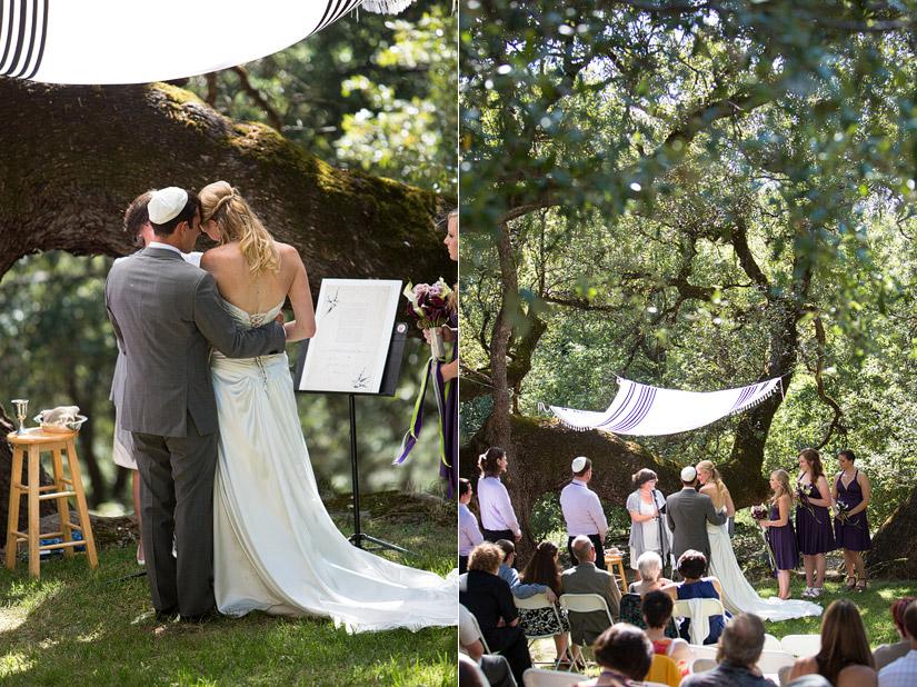 adam and rita's wedding ceremony