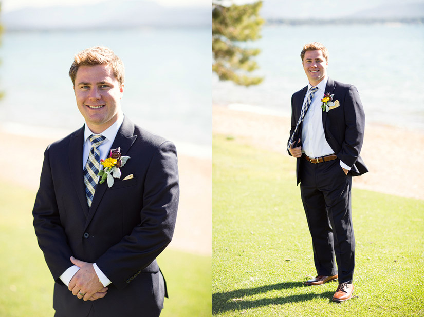 edgewood golf course lake tahoe wedding photography of joe's portraits
