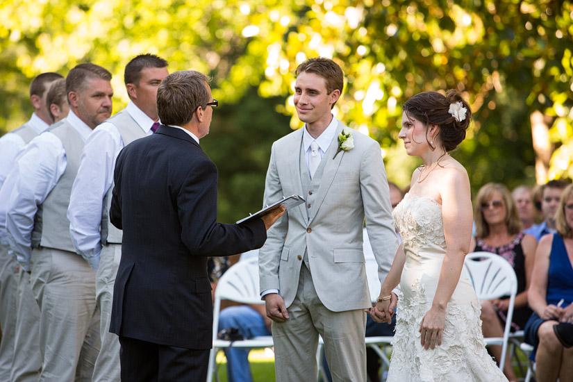 Empire Mine Weddings