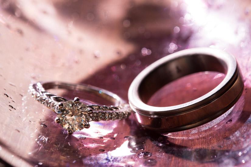 wedding ring photos grass valley