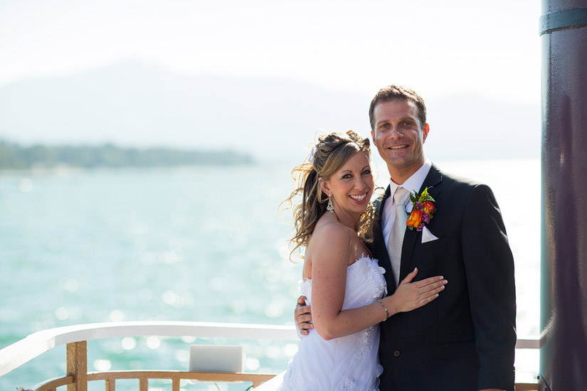 Tahoe Queen Weddings