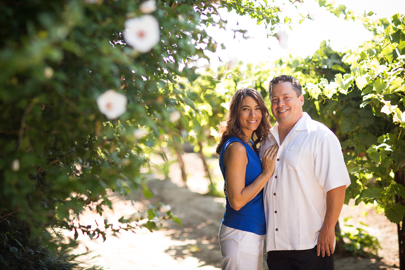 bogle winery engagement
