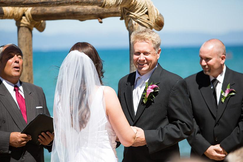 lakeside beach weddings