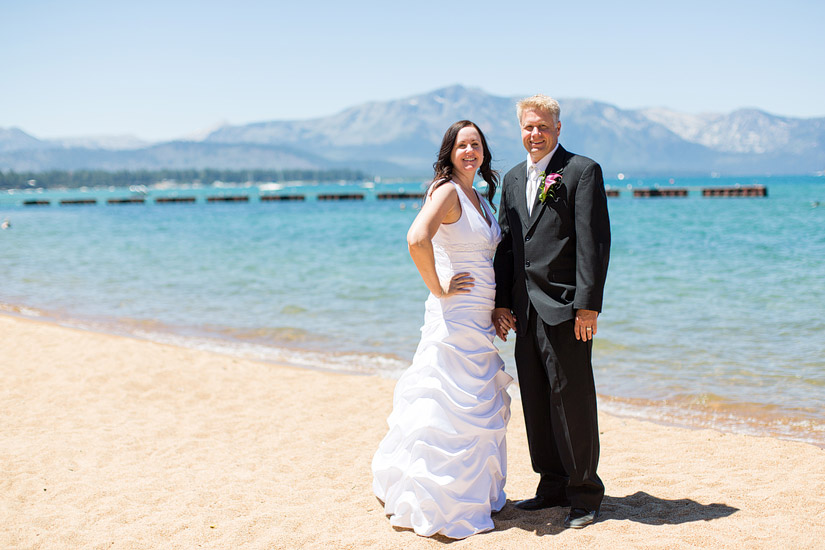 lakeside beach weddings