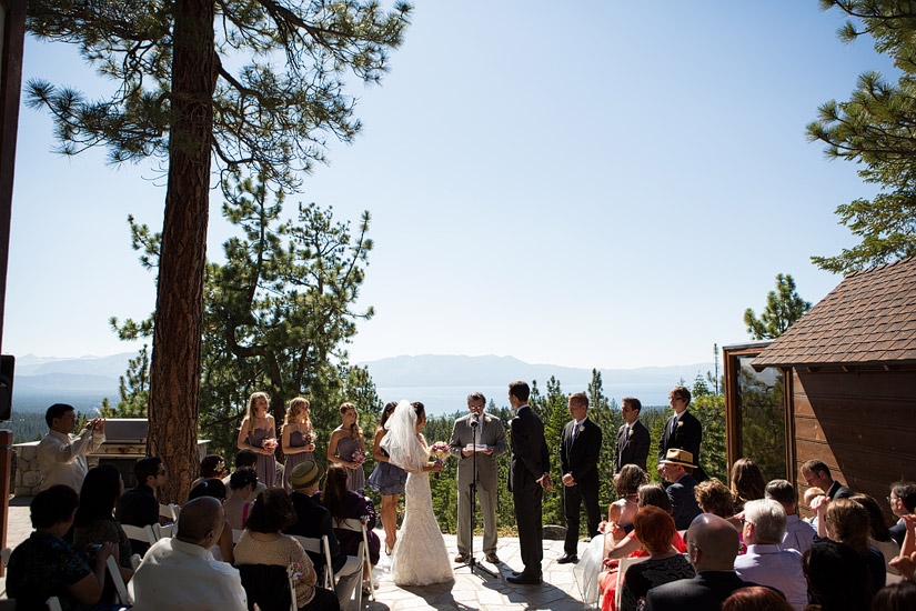 wedding ceremony sites in lake tahoe