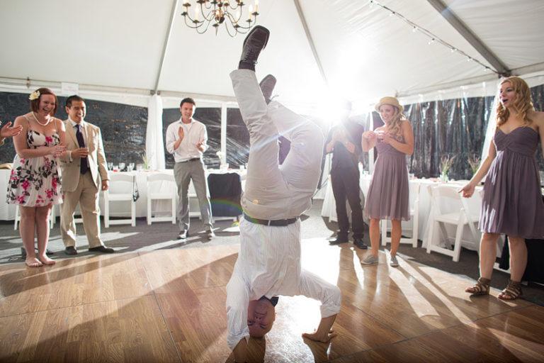 wedding dance off photos