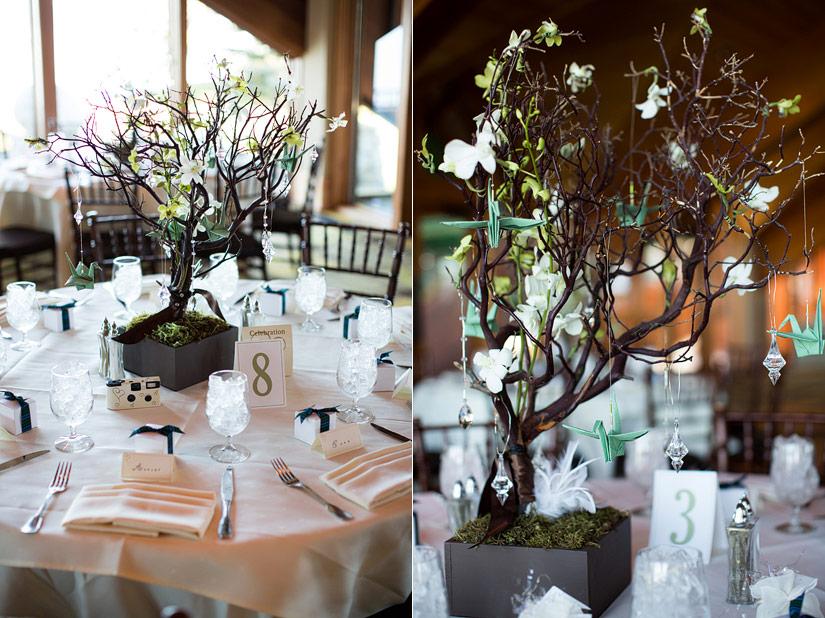 edgewood wedding reception north room