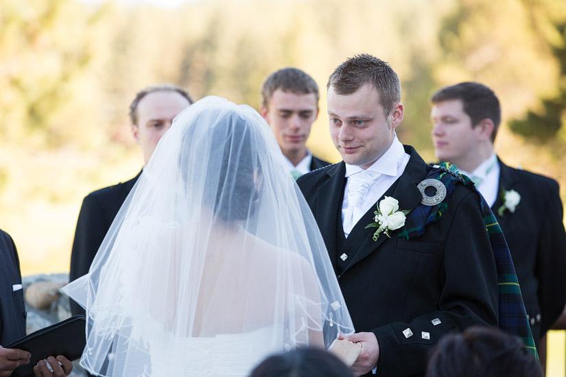 south lake tahoe wedding photos