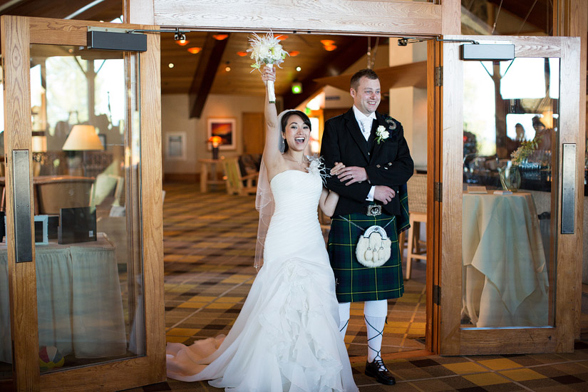 edgewood tahoe beach wedding and reception