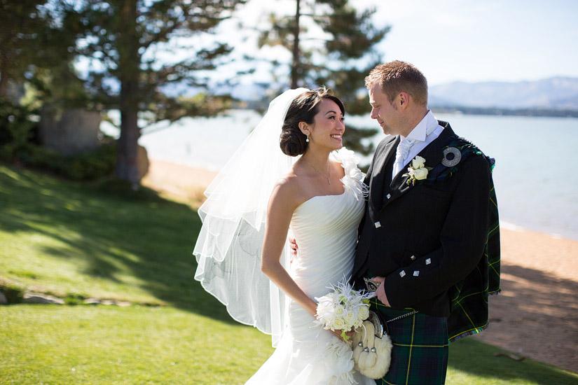 edgewood tahoe weddings