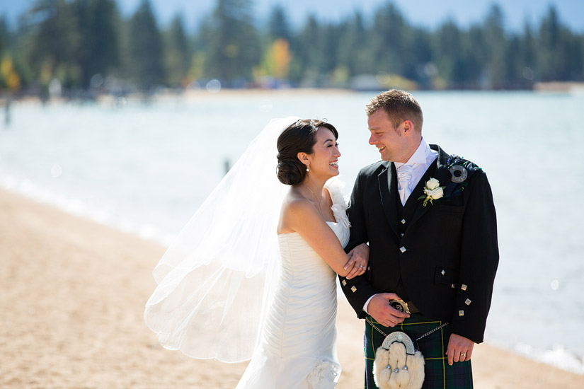 edgewood tahoe wedding photographers