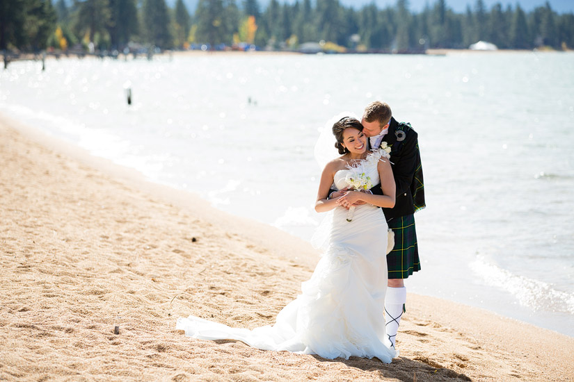 edgewood tahoe weddings photography