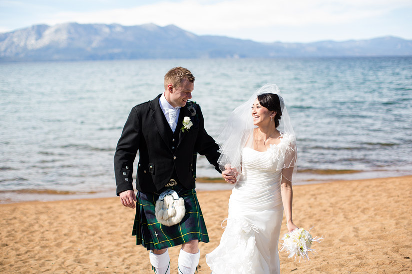 edgewood tahoe wedding photo