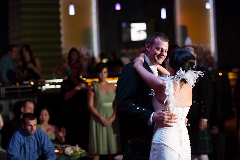 montbleu opal lounge wedding reception