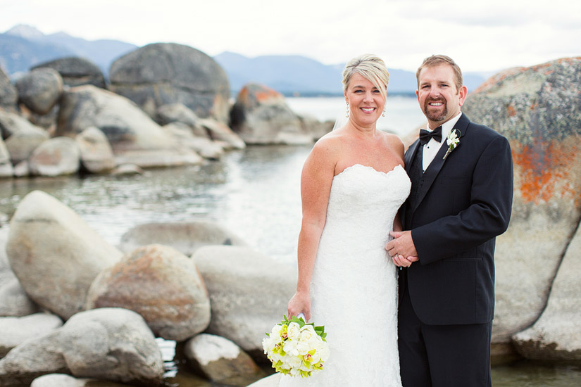 lake tahoe wedding images