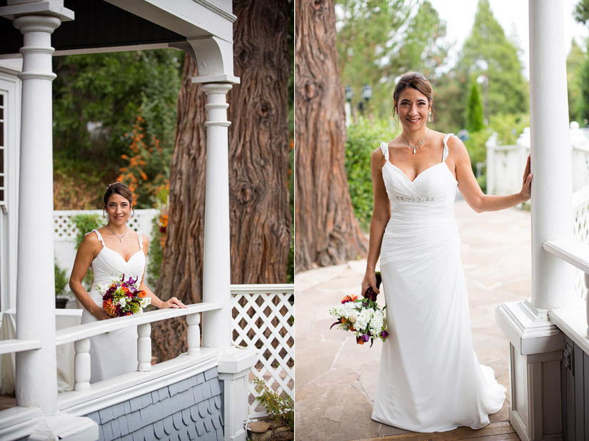 placerville bridal photos