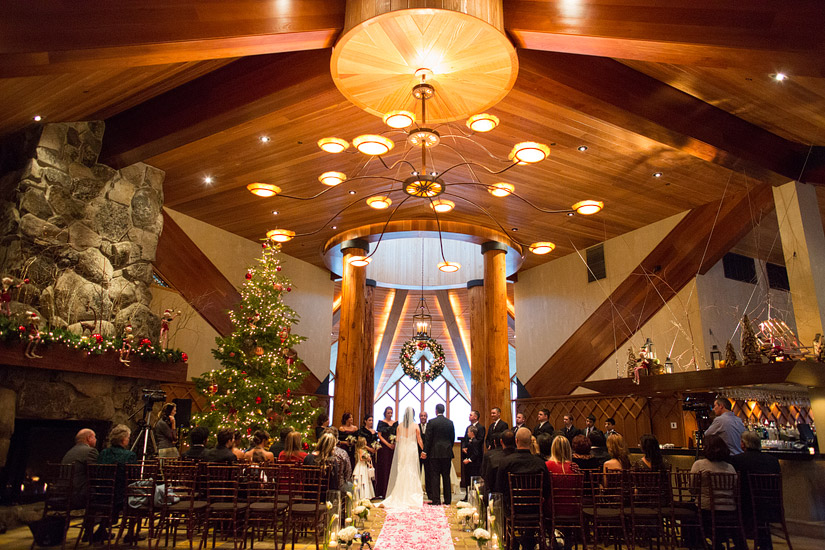 lake tahoe winter weddings