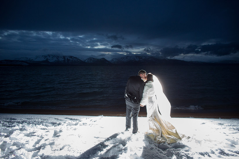 lake tahoe winter weddings photos