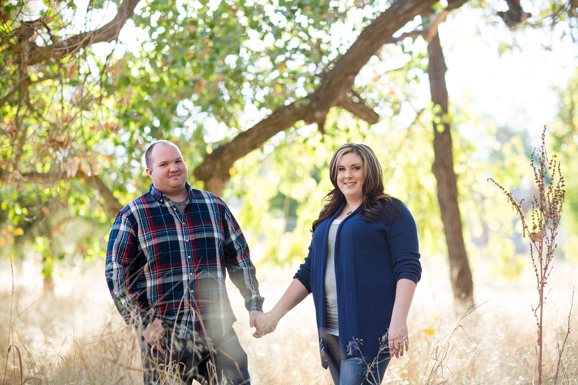 vacaville engagement photos