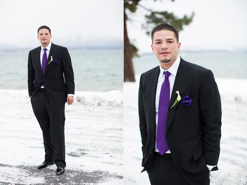 edgewood winter wedding photos