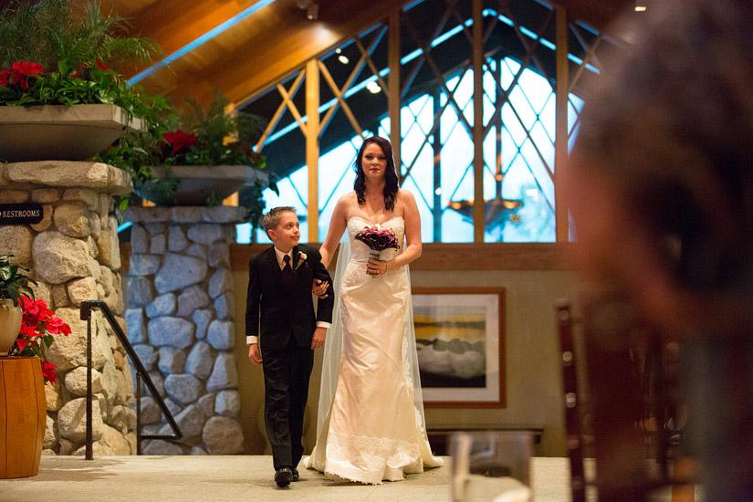 edgewood winter wedding lake tahoe