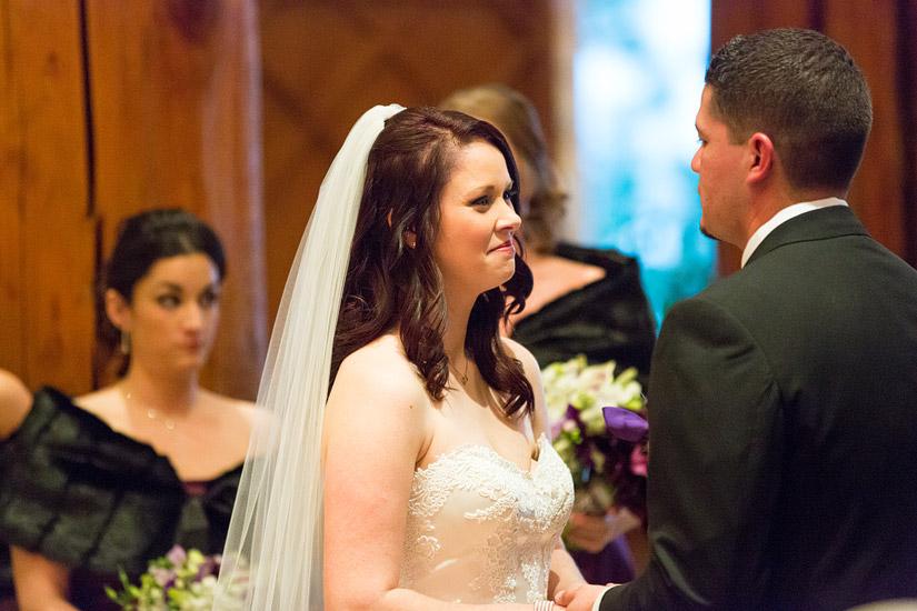 edgewood winter wedding photographers