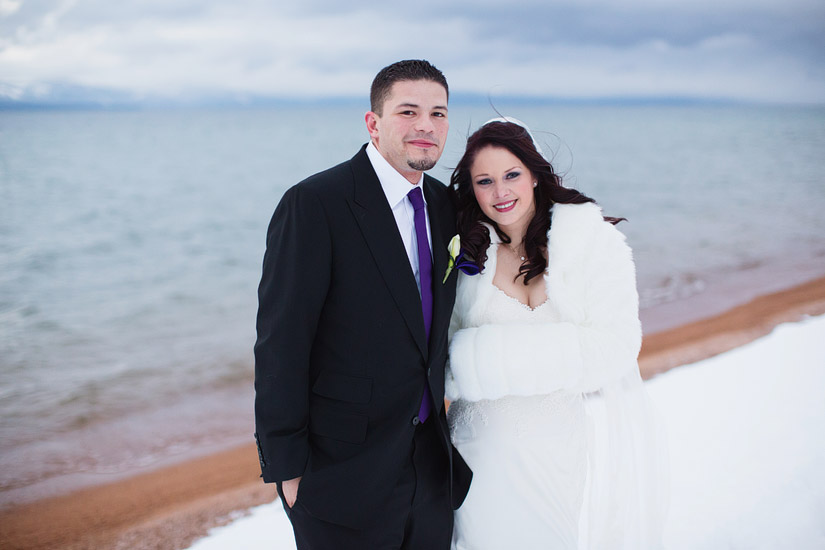 edgewood winter wedding