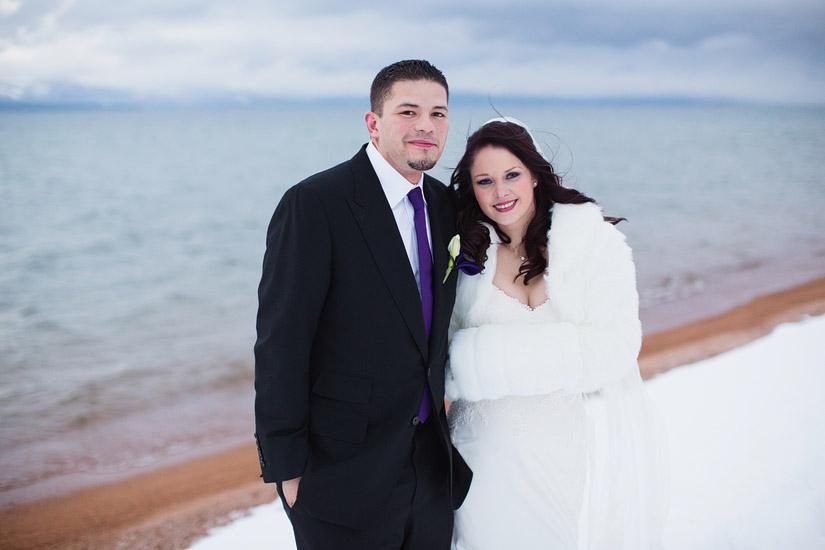edgewood winter wedding