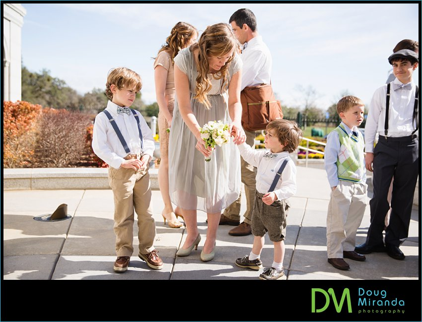 sacramento lds wedding