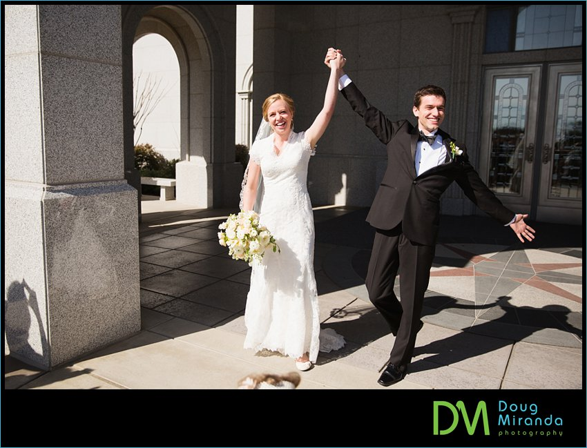 sacramento lds temple wedding photography