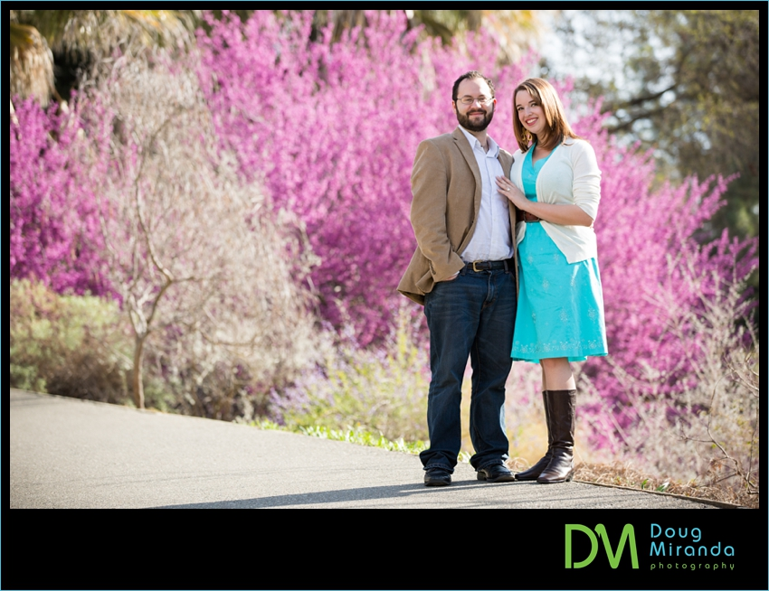 uc davis engagement pictures