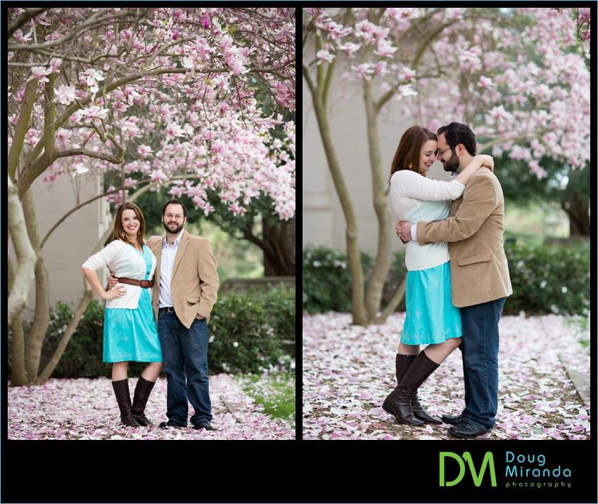 uc davis engagement pictures