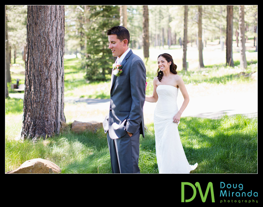 Truckee wedding photography