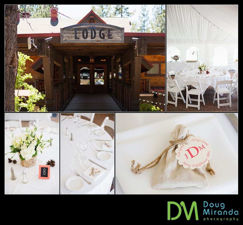 the lodge at tahoe donner wedding 13
