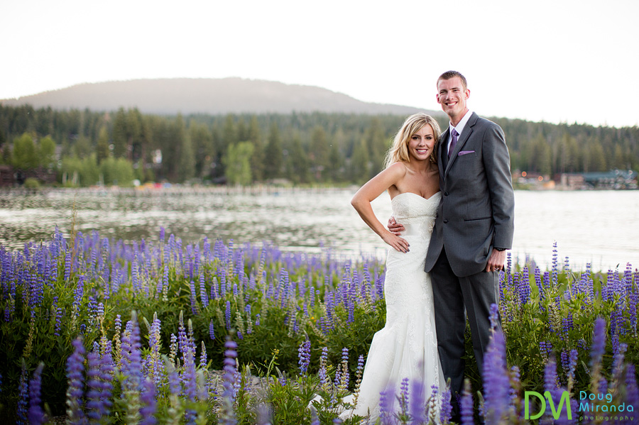 tahoe city wedding photos