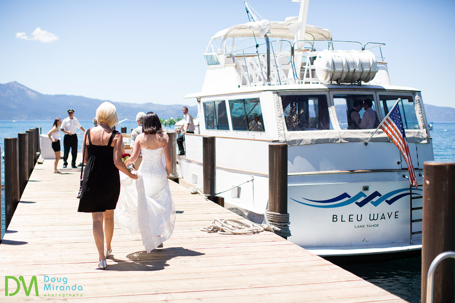 bleu wave wedding photos