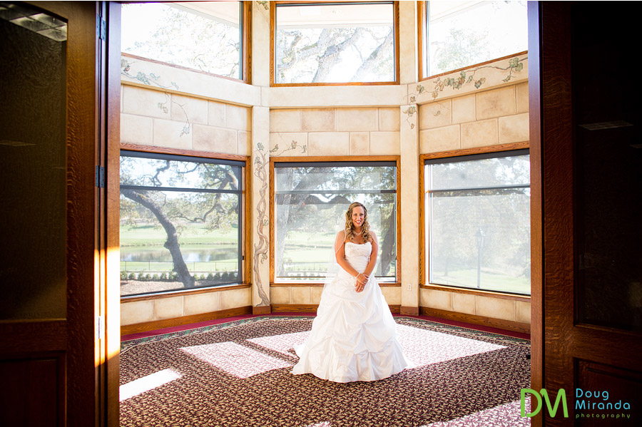 jessica's bridal wedding photos at the ridge golf course in auburn