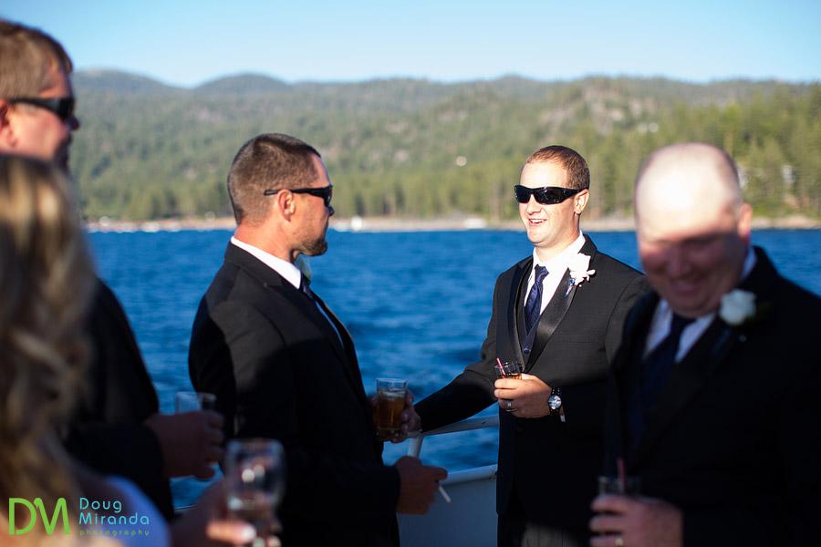 tahoe paradise boat