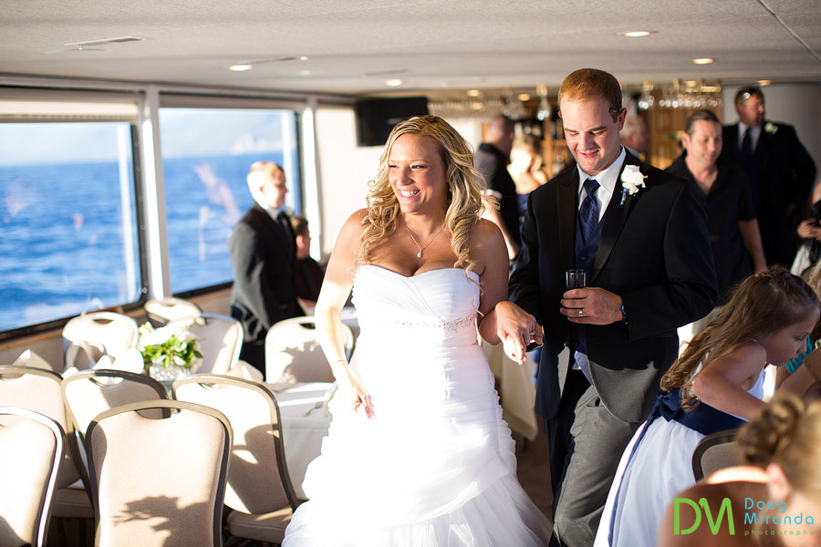kelsey and travis during their tahoe paradise wedding reception