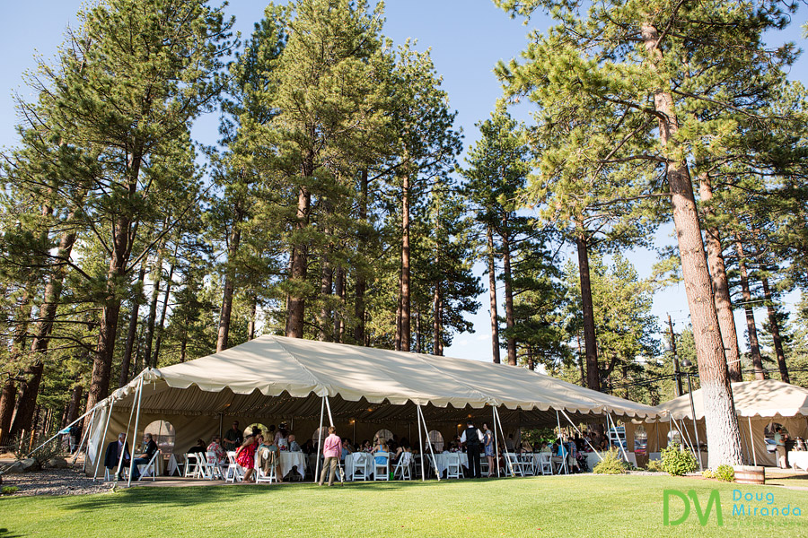 zephyr cove resort wedding reception site photos
