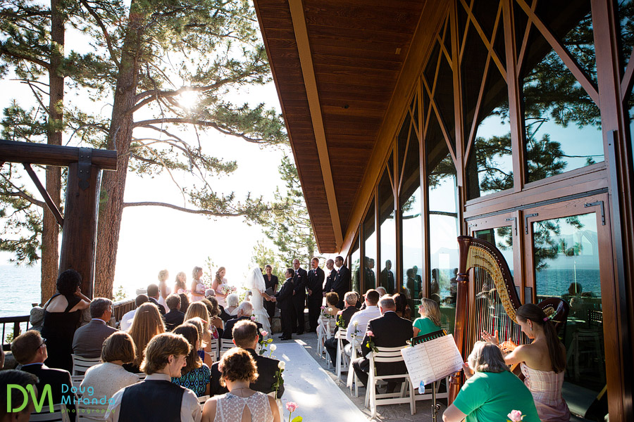 edgewood tahoe south room ceremony