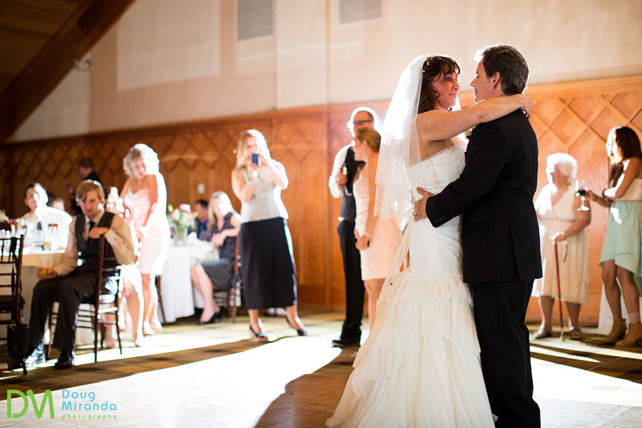 edgewood lake tahoe wedding reception