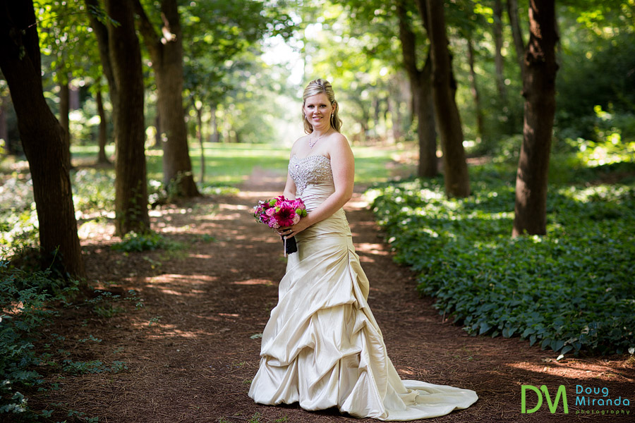 melissa's grass valley bridal portraits